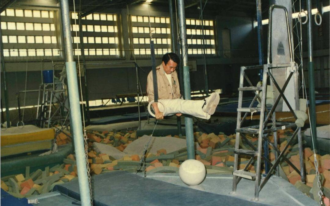 作為在職訓練,上班可觀看奧運開幕典禮